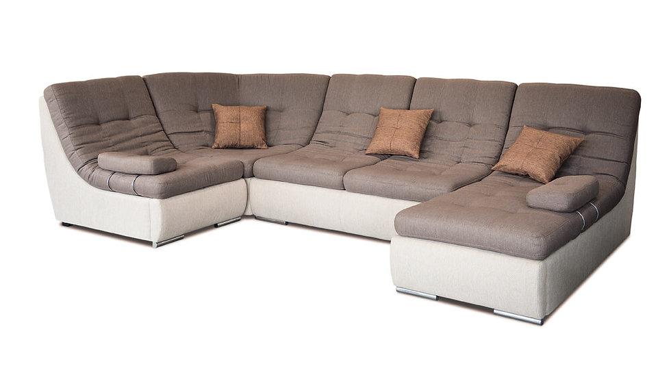 Мираж модульный диван