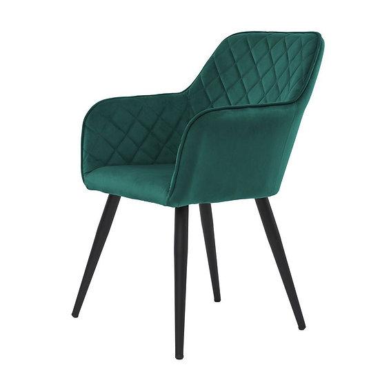 Крісло ANTIBA зелений азур