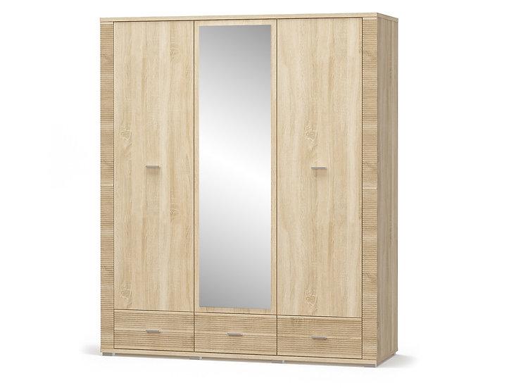Шкаф 2Д1дз3Ш Гресс