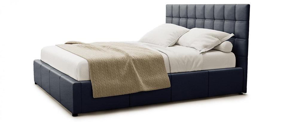"""Ліжко Нью-Йорк """"квадрати"""" Глейд"""