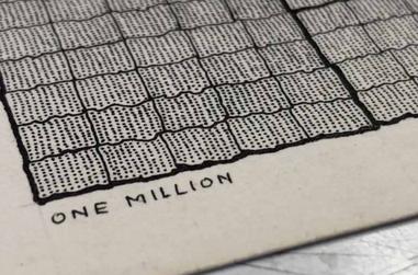 One million dots - 1989