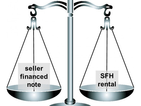 8 Considerations for Seller Financing Free & Clear Single-Family Rentals to Tenants