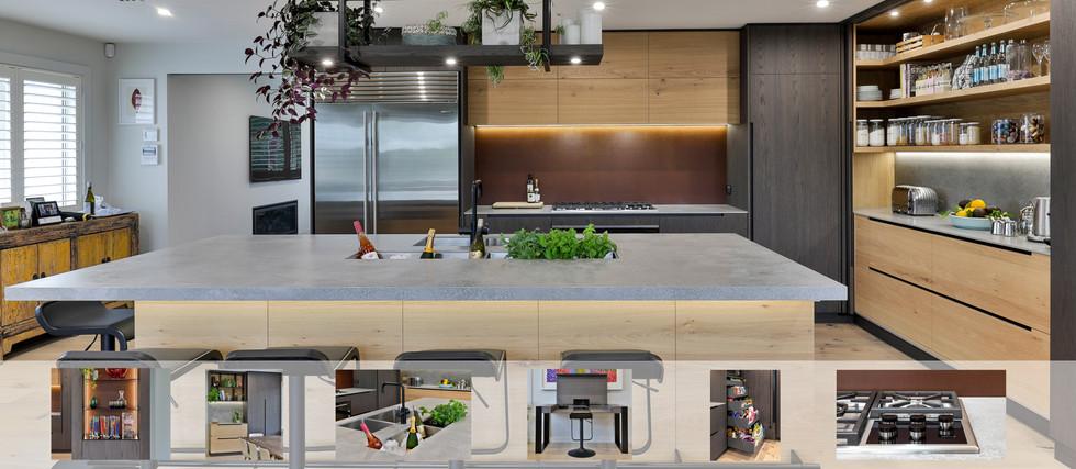 St heliers kitchen