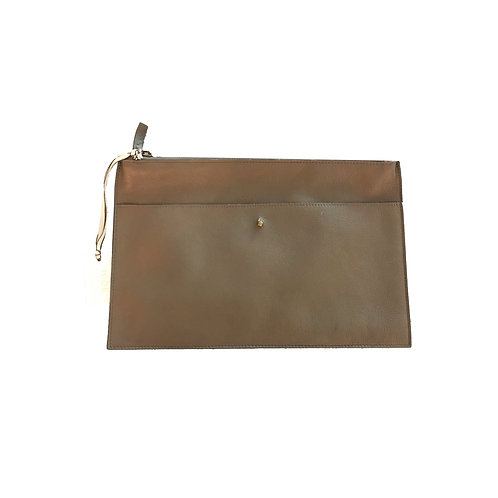 Soft Leather Table Case - Dark