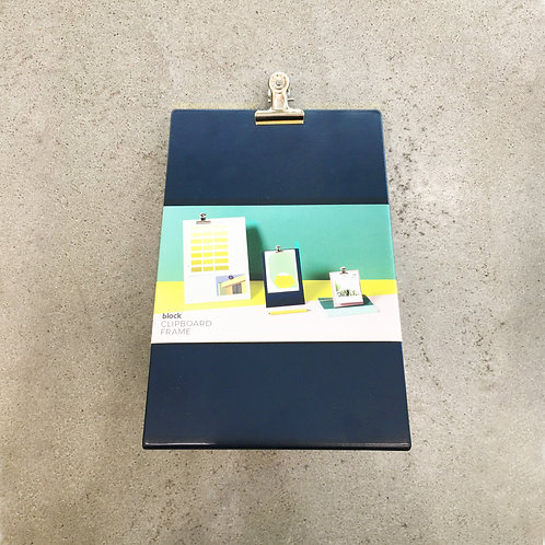 Navy Blue Clipboard (Small/Medium/Large)