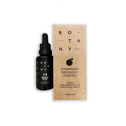 Botany Overnight Recovery Face Oil