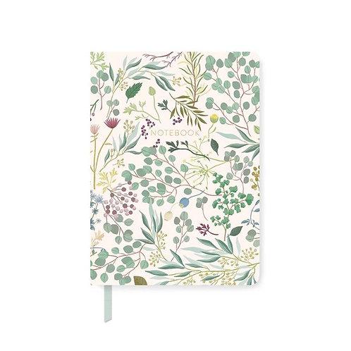 Leaf Eucalyptus Journal
