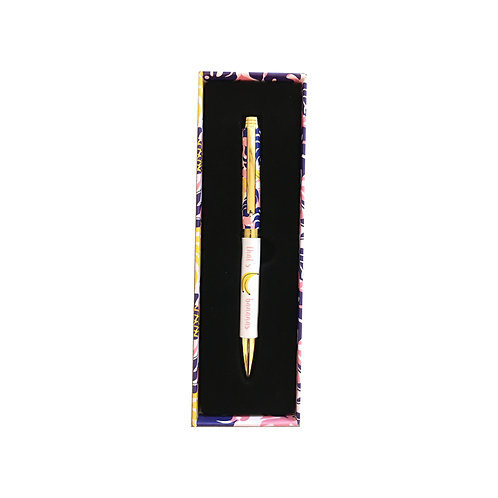 Tropical Fruit Ballpoint Pen (Black Ink)