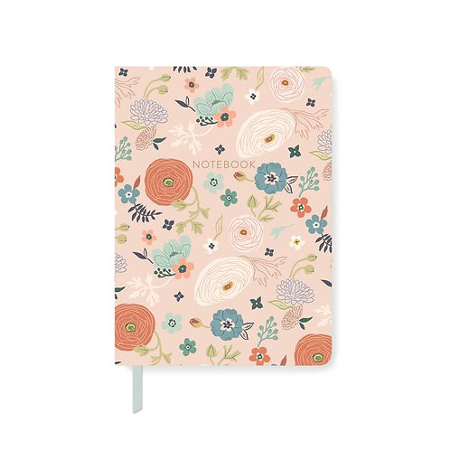 Ranunculus Tossed Journal