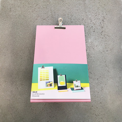 Pink Clipboard (Small/Medium/Large)