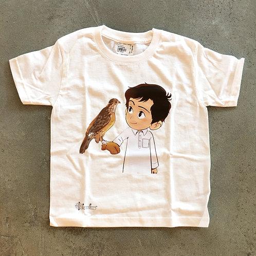 Falcon T-shirt (Pick Size & Colour)