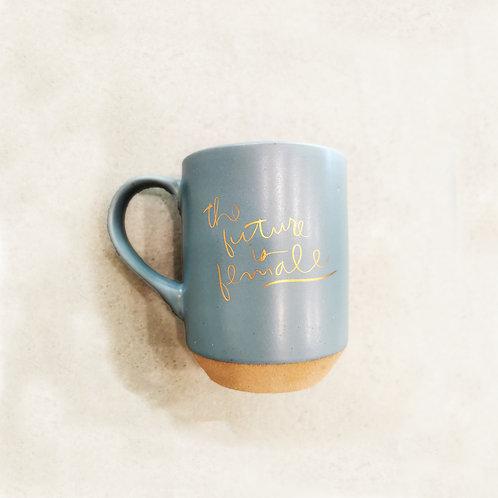 The Future is Female - Stoneware Mug