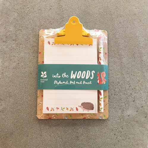 Into the Woods - Small Clipboard Set