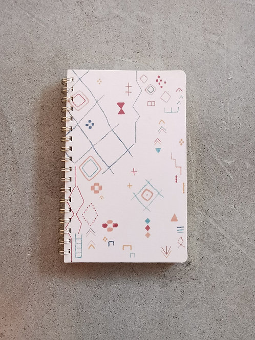 Tribal Marks Notebook
