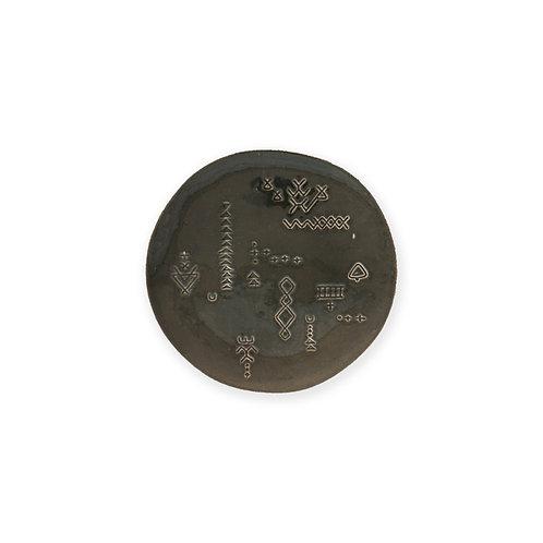 Decorative Ceramic Plate (3 Options)