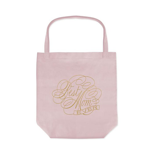 Script Best Mom Ever Tote bag