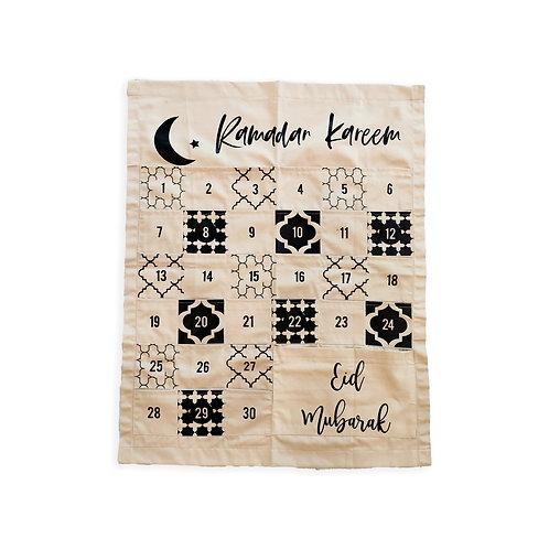 Ramadan Cloth Calendar