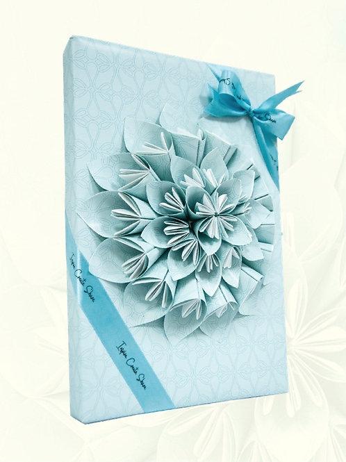 Origami Flower Wrap