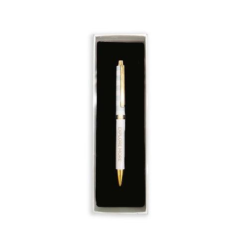 Explore More Fashioned Pen - Boxed