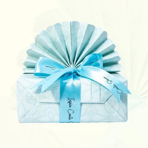 Paper Fan Wrap