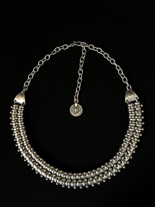 Collar Silver 1236