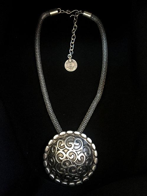 Medallón Silver 1857