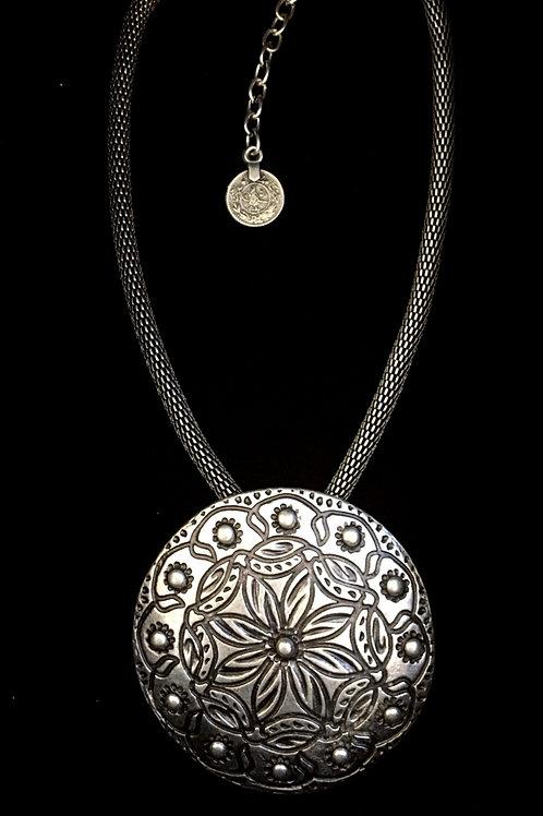 Medallón Silver 1869