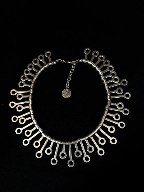 Collar Silver 1268