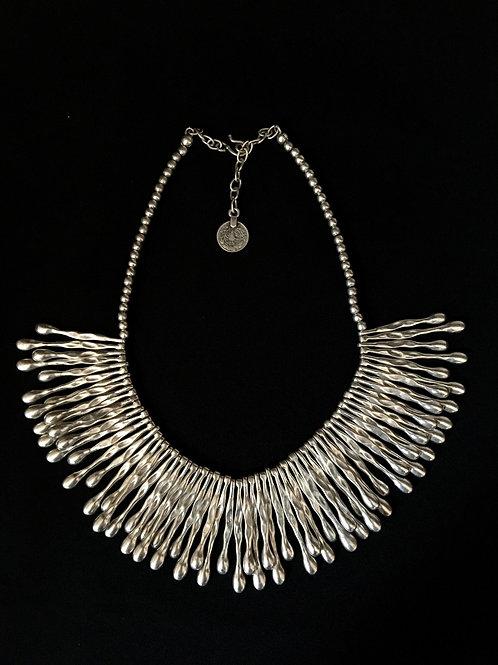 Collar Silver 1267