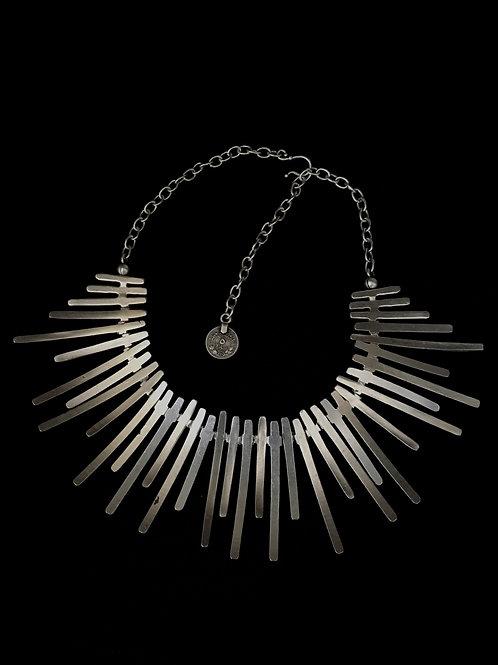 Collar Silver 1262