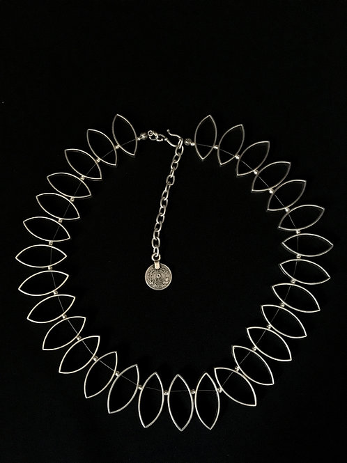Collar Silver 1248
