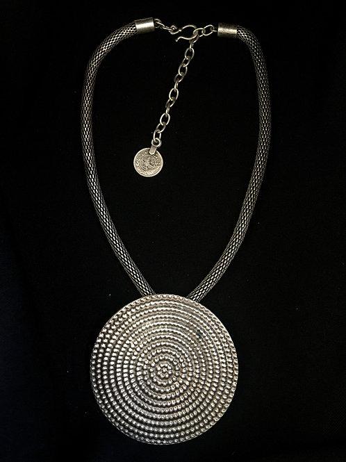 Medallón Silver 1855