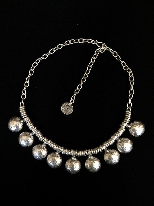 Collar Silver 1214