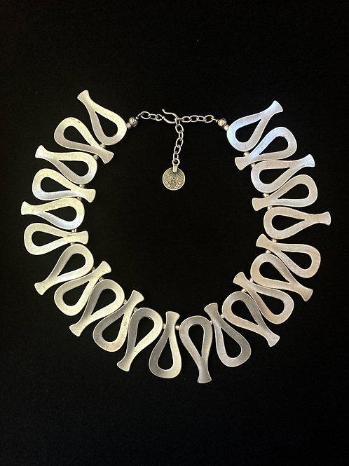 Collar Silver 1271
