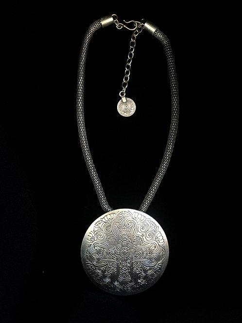 Medallón Silver 1866