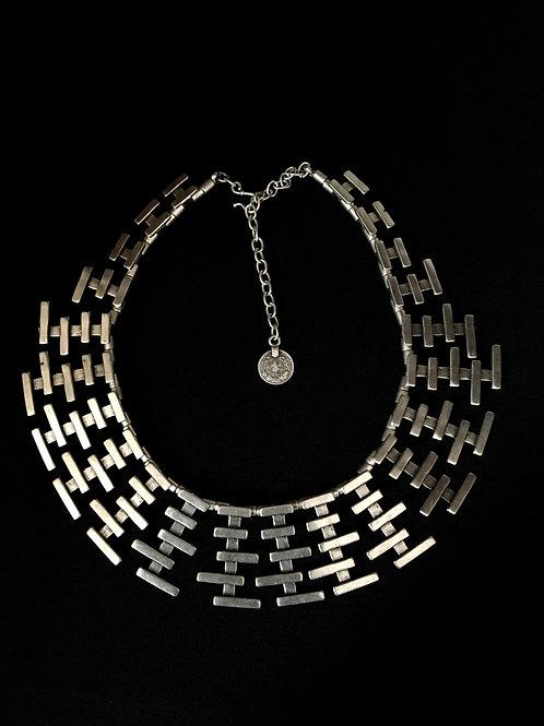 Collar Silver 1265