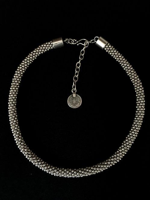 Collar Silver 1305