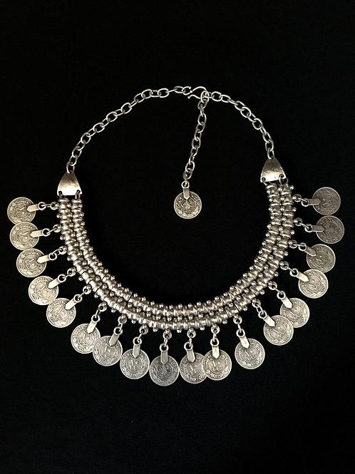 Collar Monedas 1032