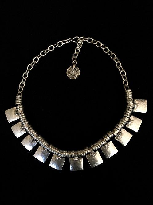 Collar Silver 1218
