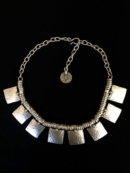 Collar Silver 1216