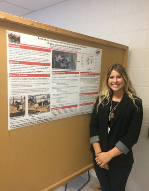 Undergraduate Student Research Award (USRA) Poster Presentations at McGill Macdonald Campus