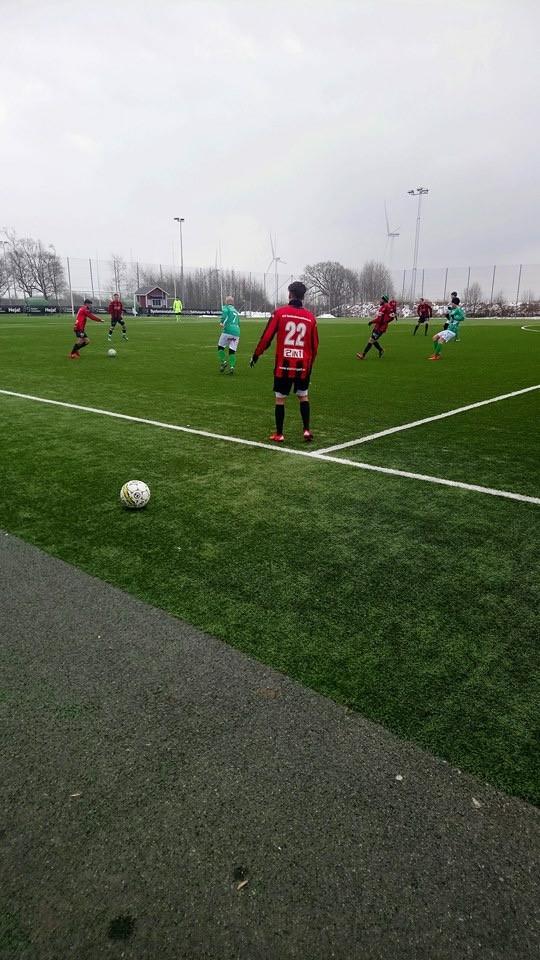 Grimeton - Stafsinge 1-5 (0-2)