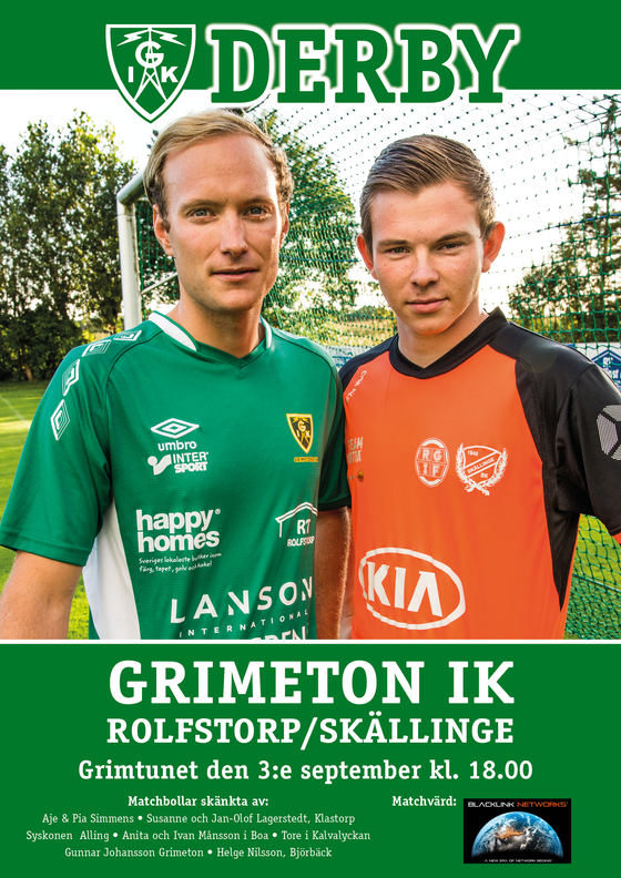 Derby Rolfstorp/Skällinge