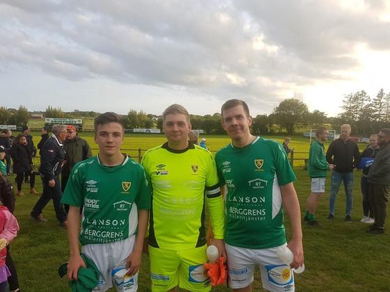 Grimeton IK- Glommen IF 3-0