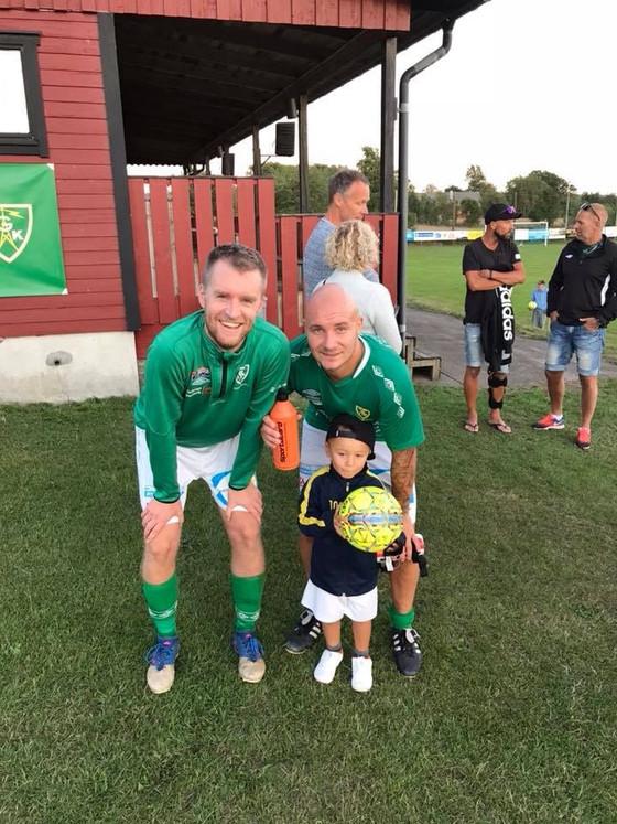 Grimeton - FC Astrio 2-1 (1-0)