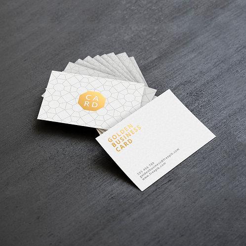 כרטיסי ביקור באיכות גבוהה