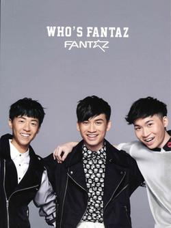 Who's FANTAZ - FANTAZ