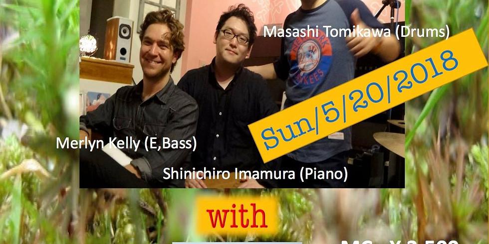 Masashi Tomikawa Trio with Yukiko Miyazaki