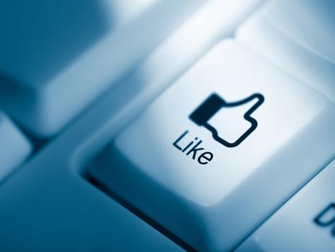 Qual é a sua responsabilidade ao compartilhar ou curtir uma postagem no Facebook
