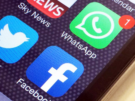 Uso do Whatsapp no trabalho pode causar demissão por justa causa